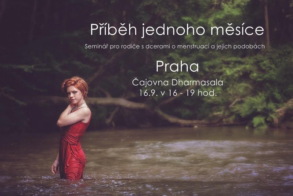Seminář Praha – Příběh jednoho měsíce