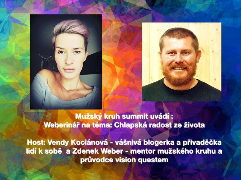 Summit Zdenka Webera – Chlapská radost