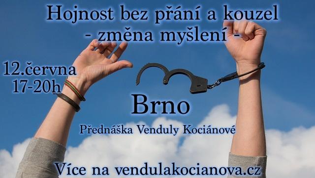 Hojnost bez přání a kouzel – změna myšlení – Brno