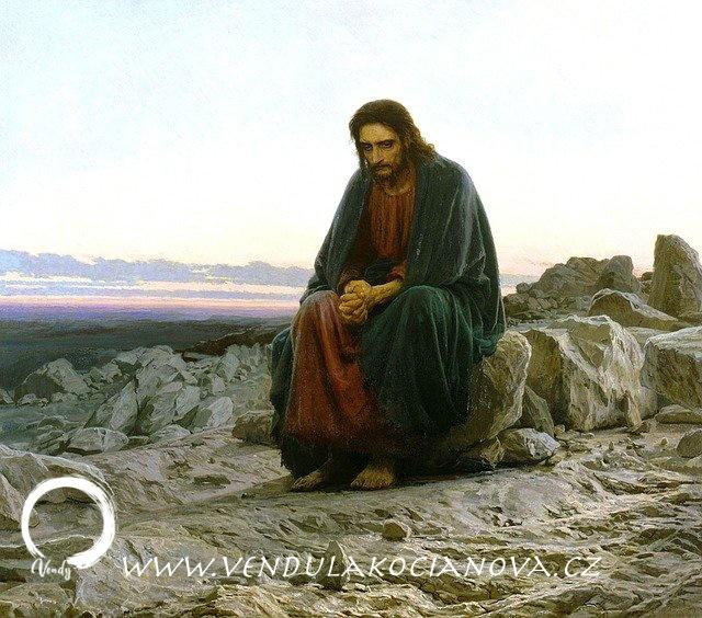 """""""To je moc dobře, že si za to duchovno nenecháváš platit."""""""