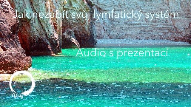Jak nezabít svůj lymfatický systém – audio s prezentací